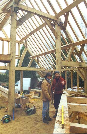 Oak Frame Hampshire 8