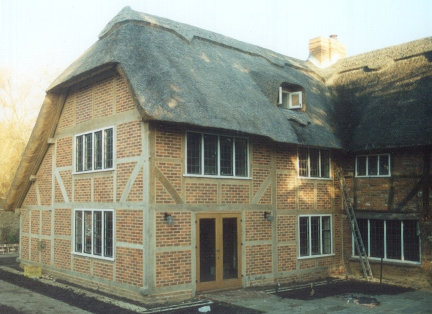 Oak Frame Berkshire 3