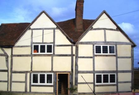 Oak Frame Berkshire 7