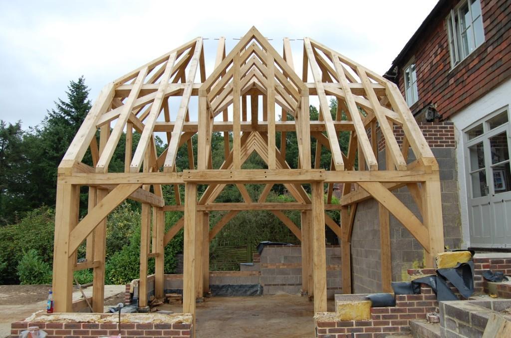 Oak Frame Sussex 5