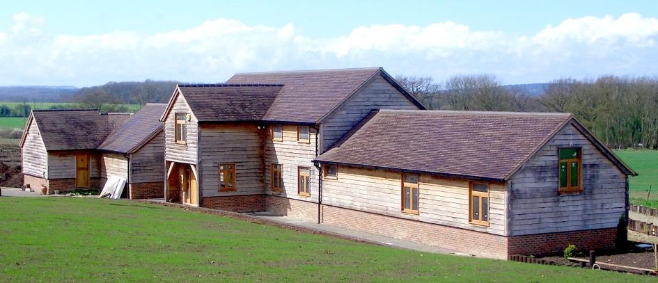 Oak Frame Sussex 9