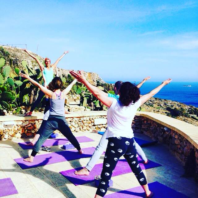 Pause Play Malta Yoga Retreat