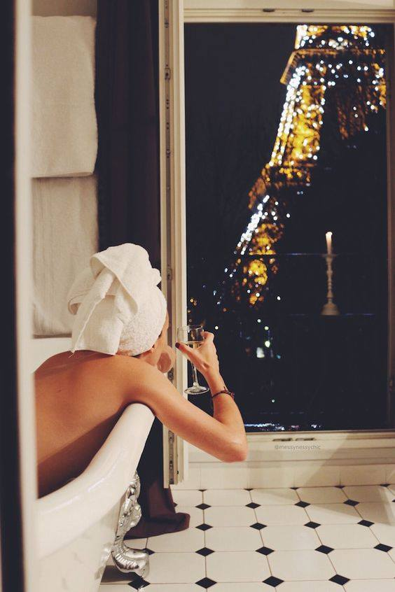 PARIS - I added this photo to my Vision Board in January too. We went to Paris in April and (of course!) had a view of the Eiffel Tower. It was only when I got home and looked at my board that I realised I'd manifested that exact image because we could only see the Eiffel Tower from our hotel BATHROOM!! I love this stuff!