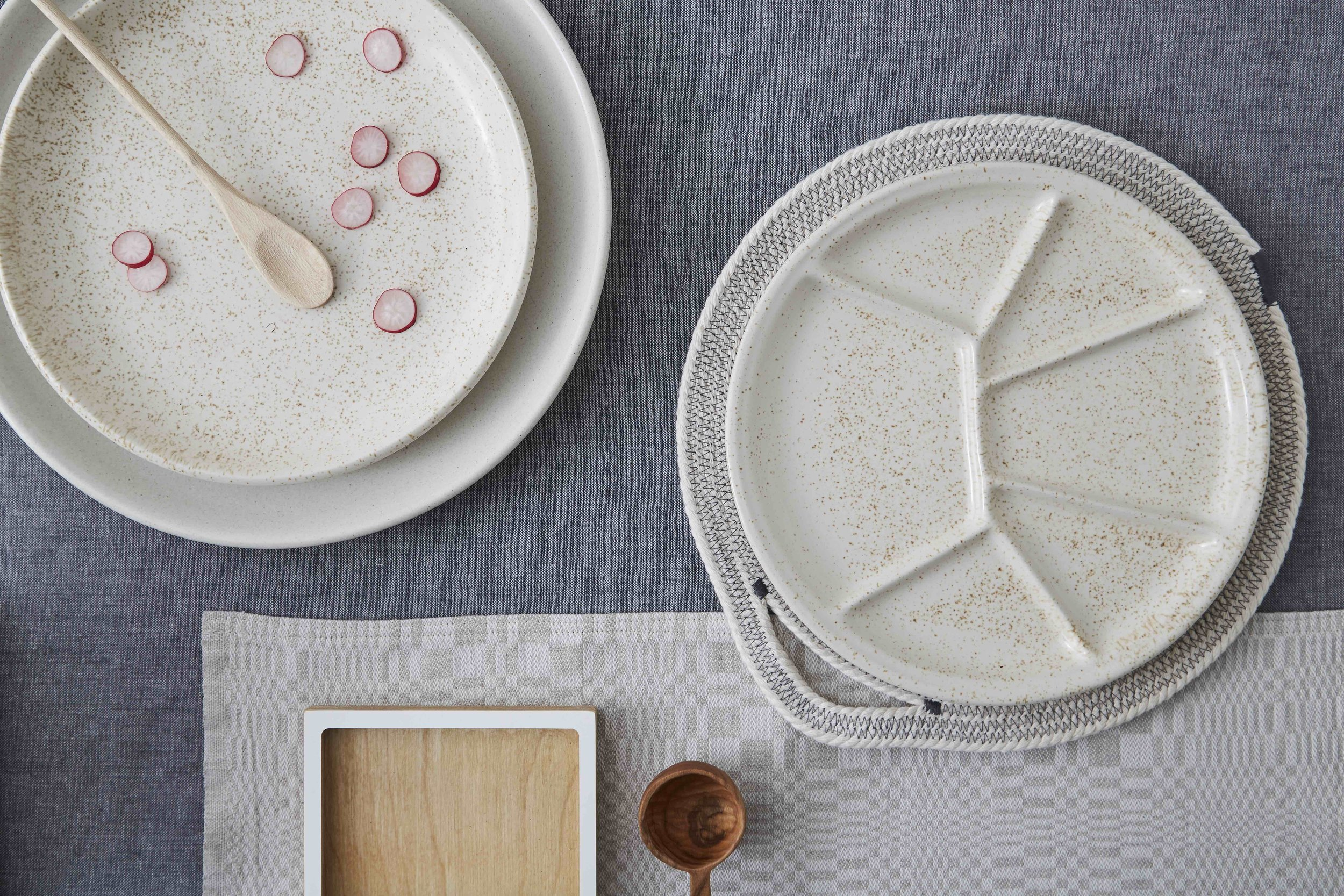 Minor Goods Speckled Stoneware Plates flatlay high res.jpg