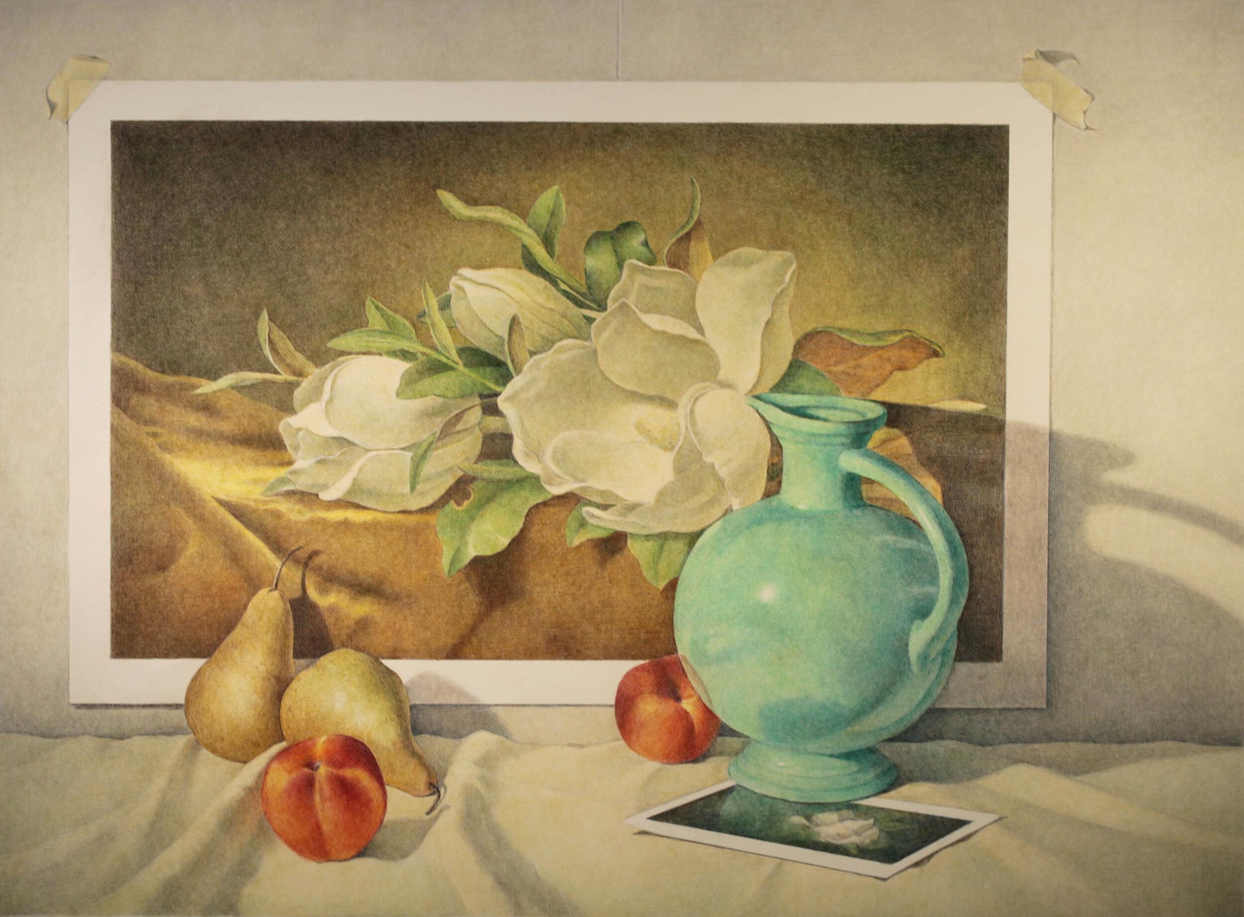Martin Johnson Heade with Vase