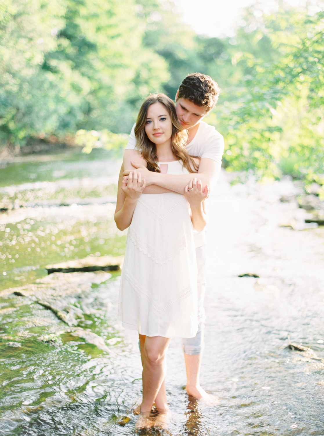 Niagara Wedding Photographer - Websters Falls Engagement