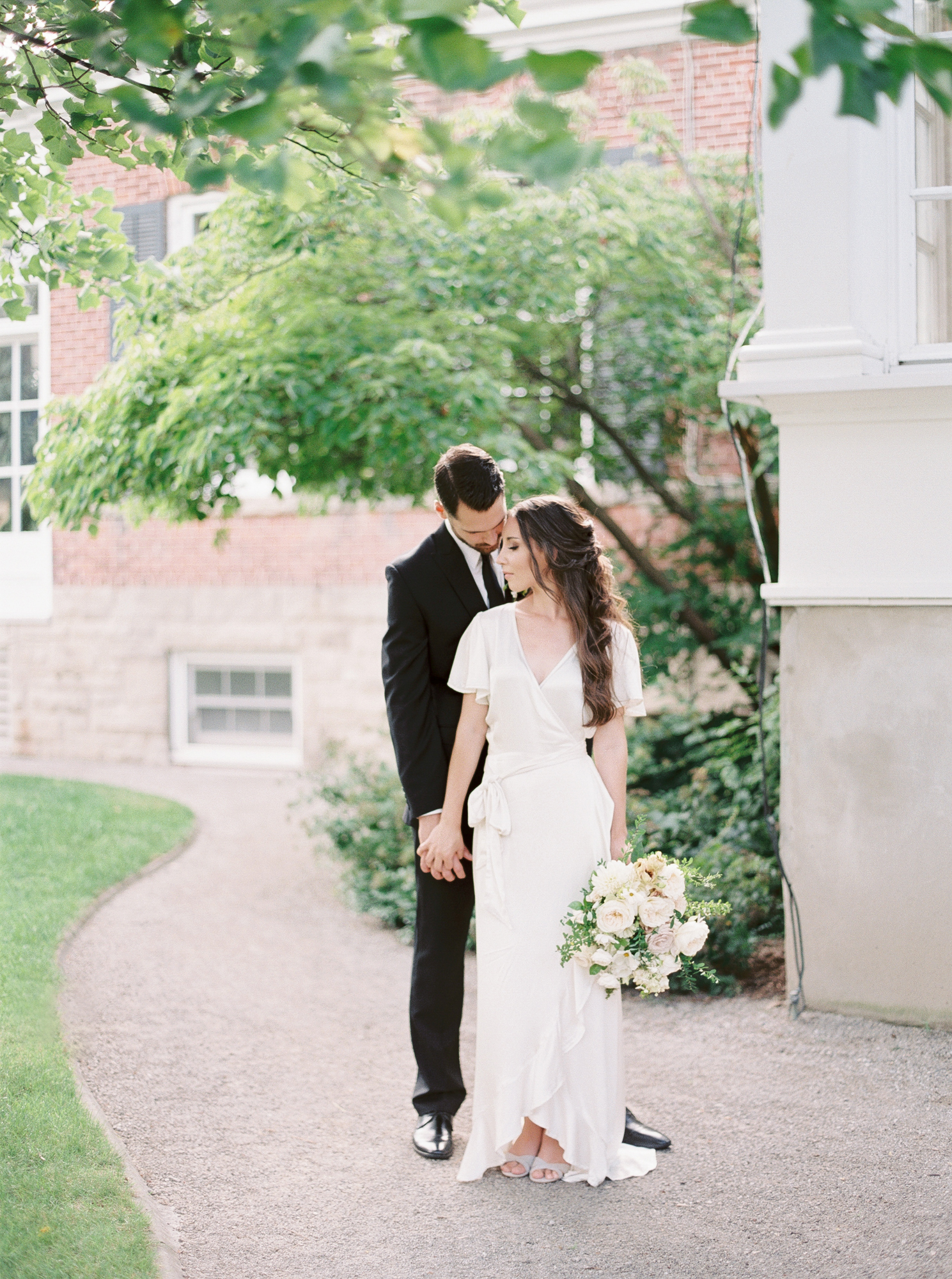 Langdon Hall Wedding - Niagara Wedding Photographer - Fine Art
