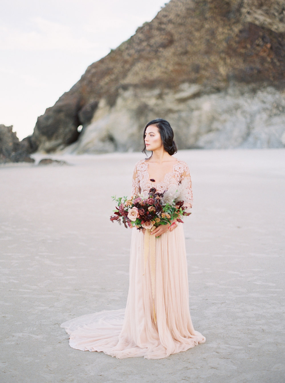 SUNRISE BRIDAL  | OREGON COAST