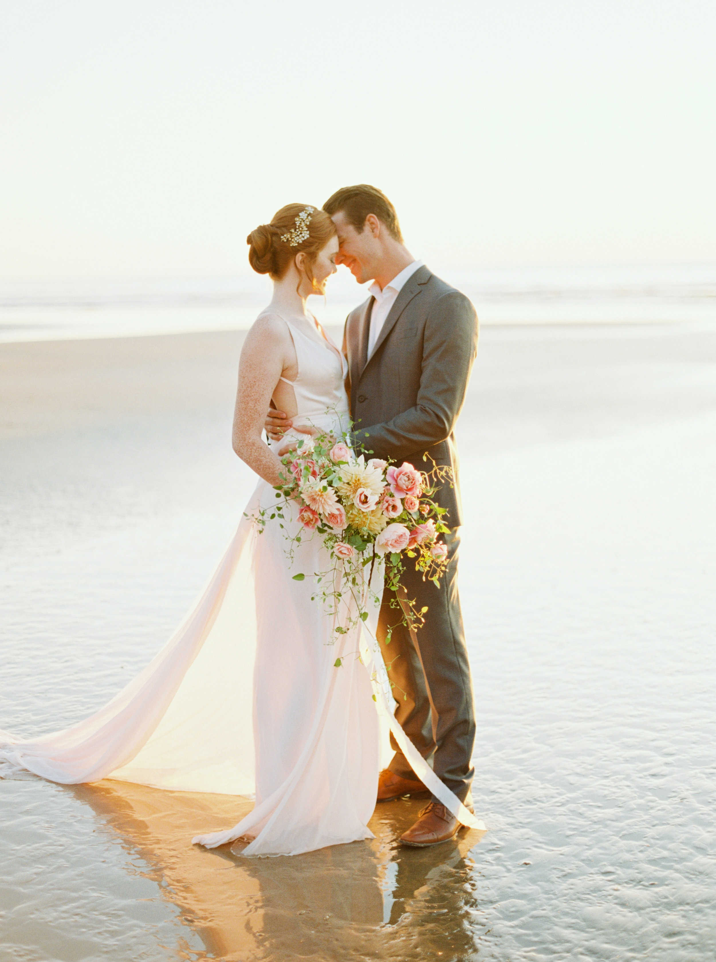 Cannon Beach Wedding Photography