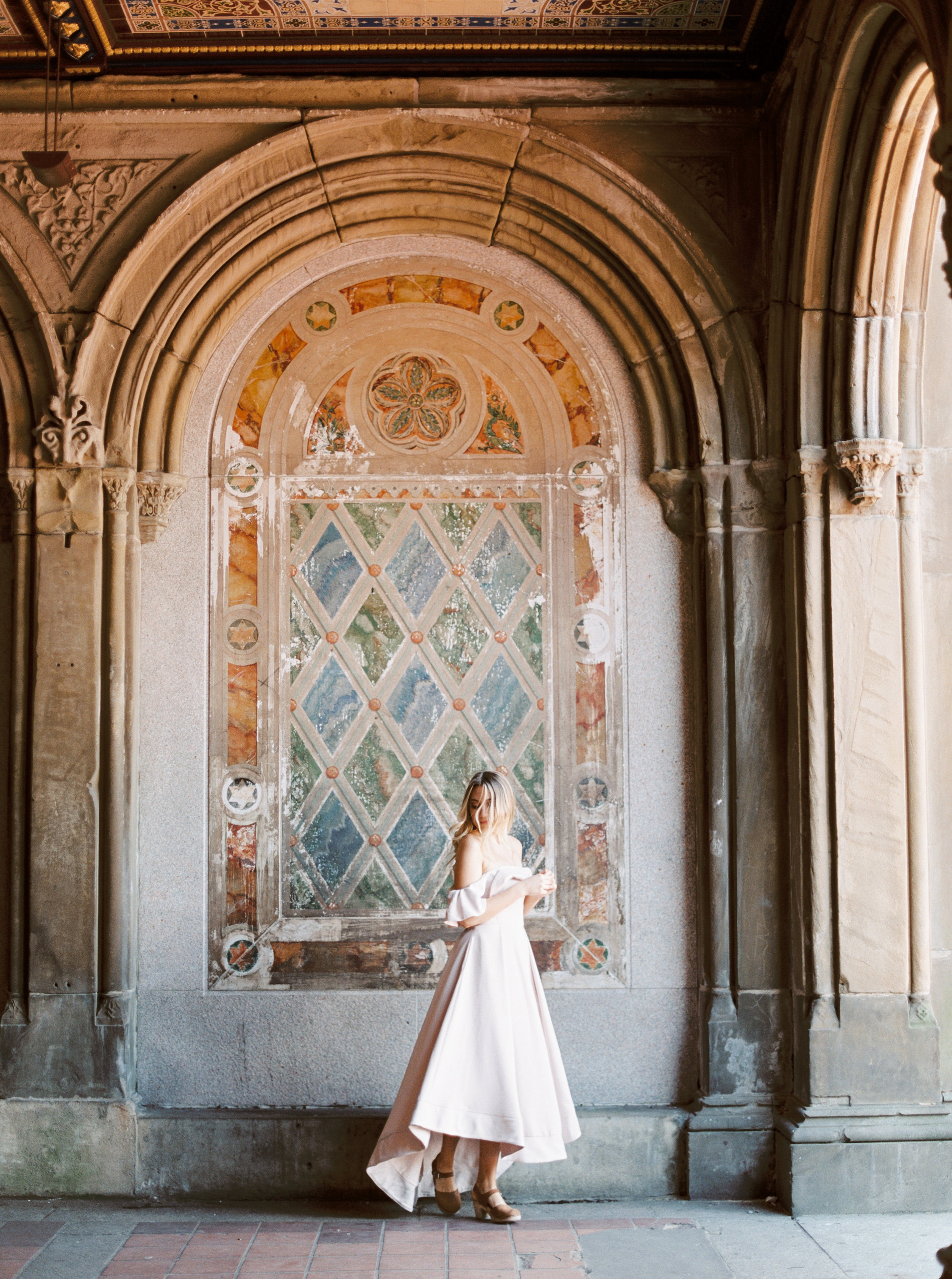 New York film wedding photographer