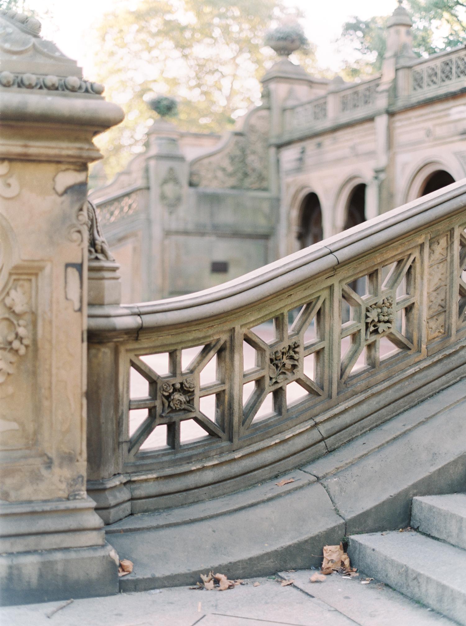 Fine Art Central Park engagement