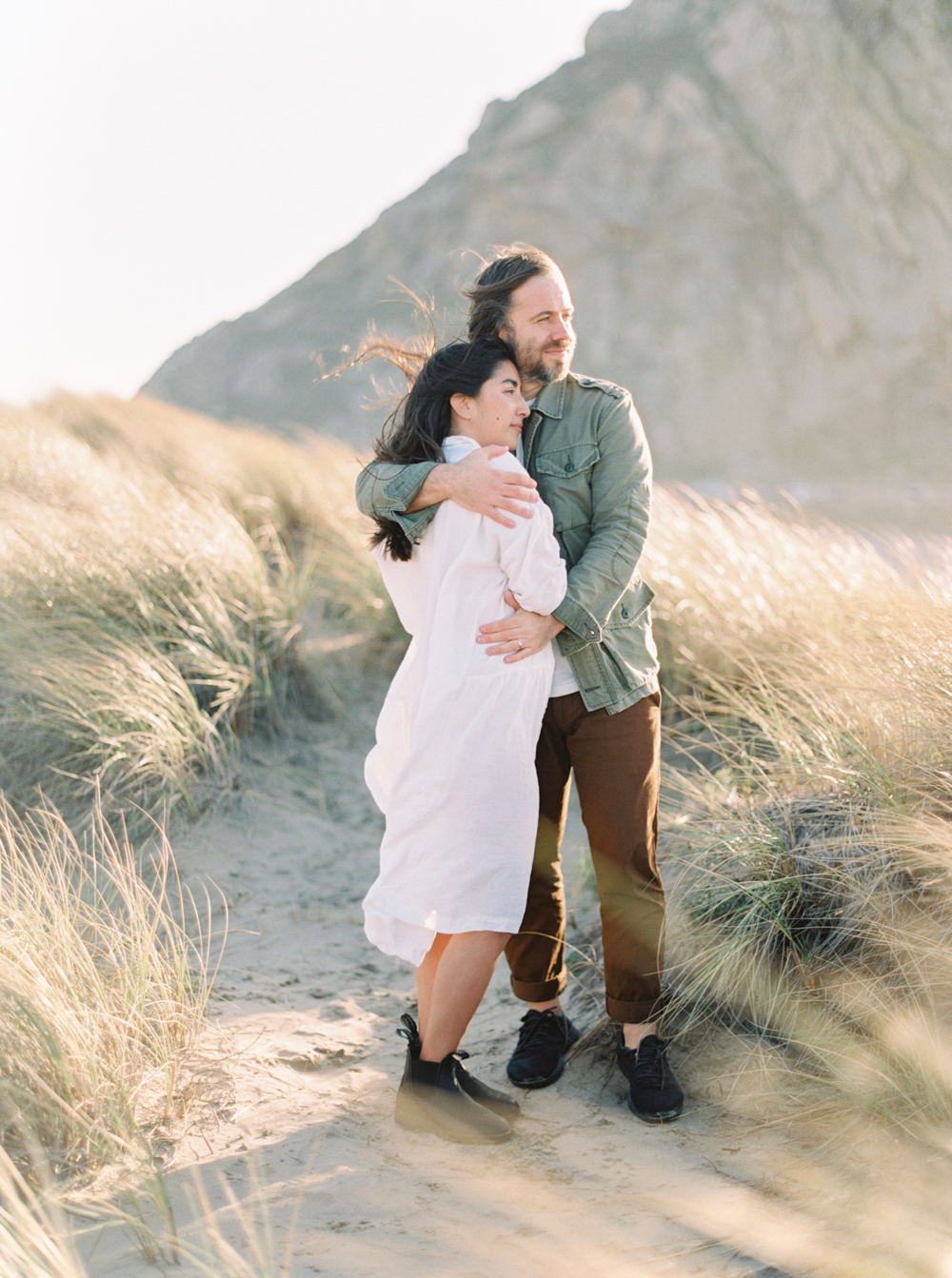 Big sur Elopement on Film