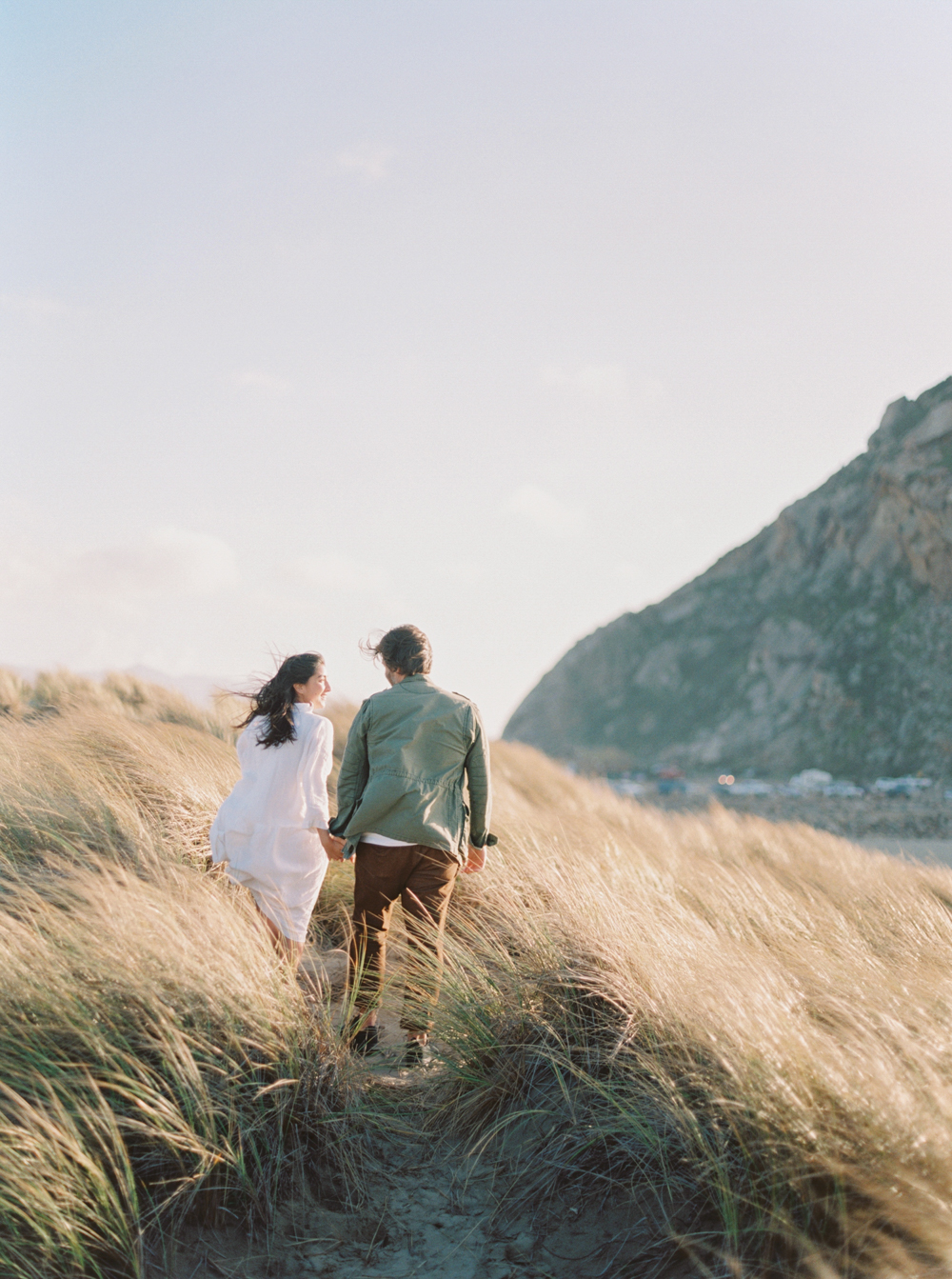 Big Sur  Wedding on Film Photography