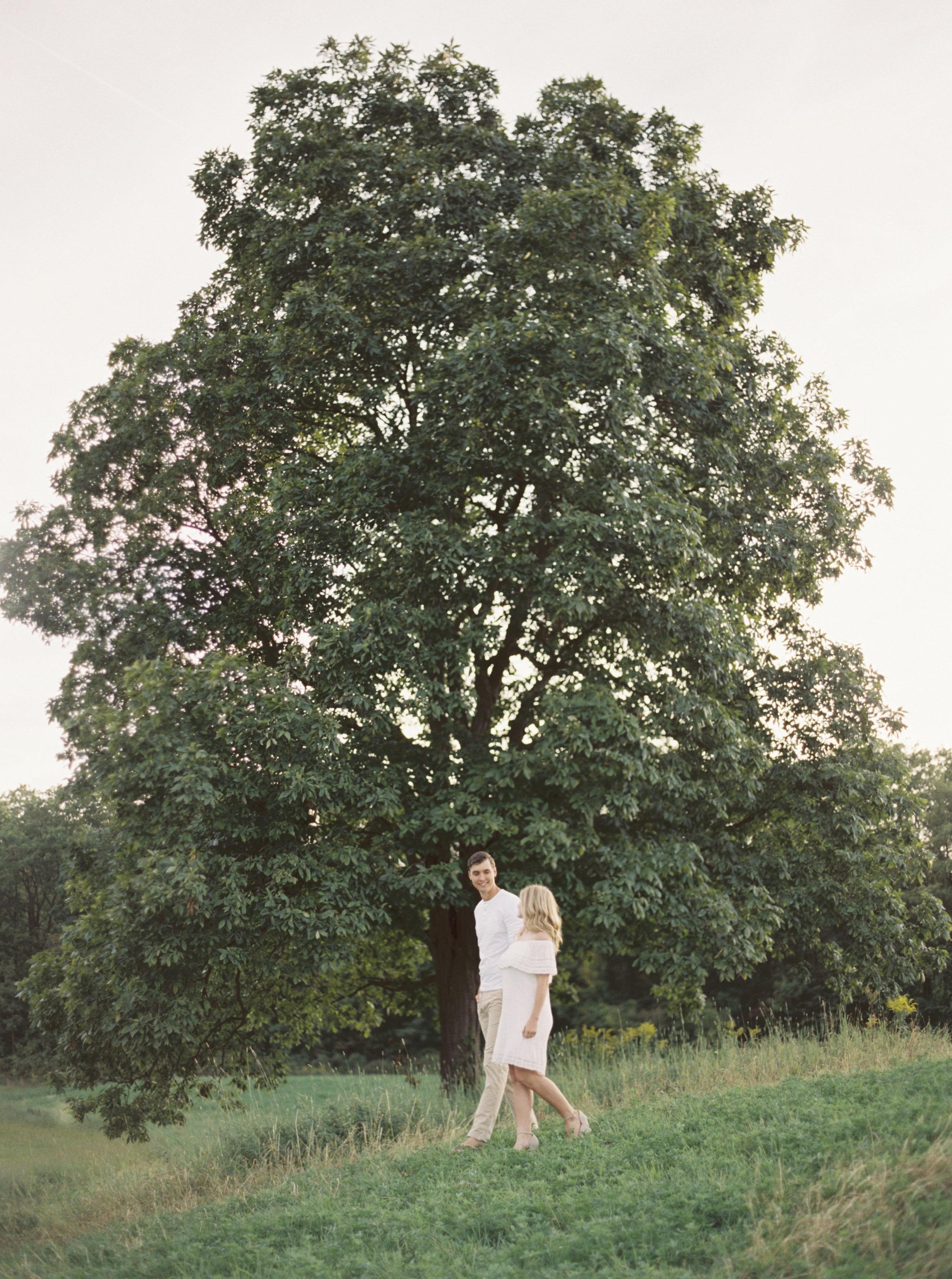 Niagara Wedding Photographer - Fine Art Film Photography