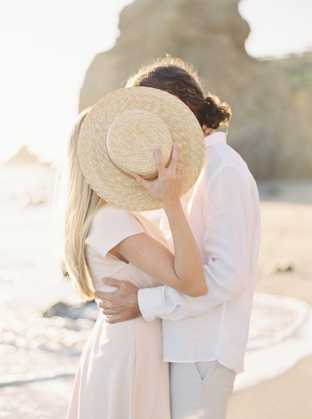 El Matador Beach Wedding Photographer