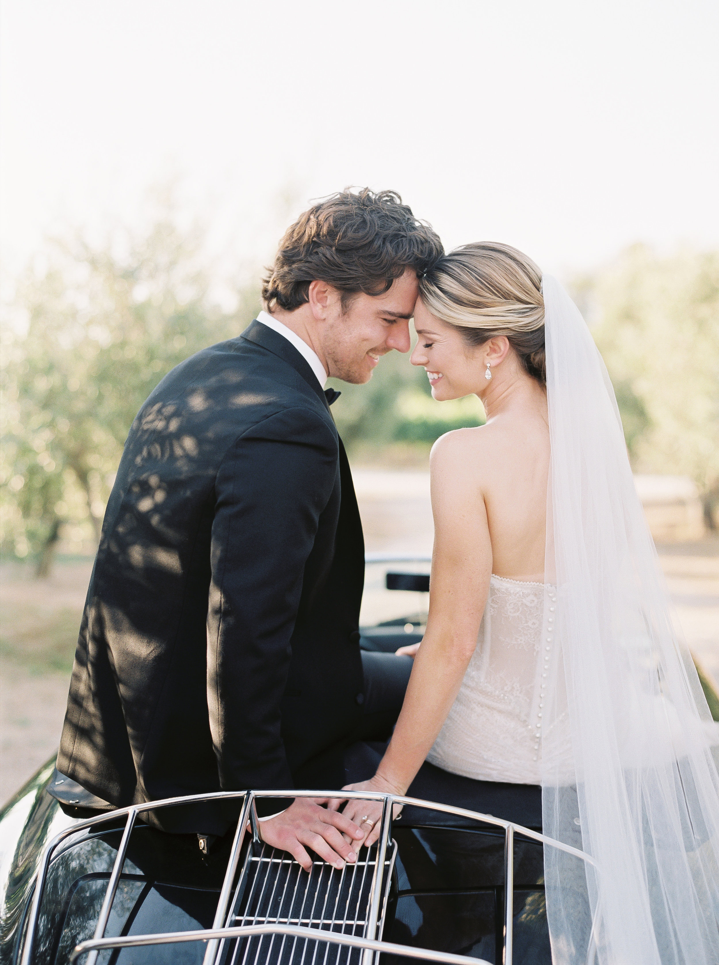 Vineyard Wedding in Niagara