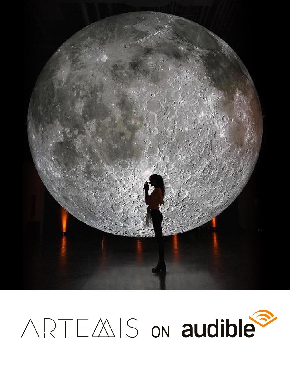 Luster Hashtag Printers - Artemis on Audible