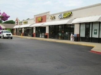 BEFORE: Country Bridge Shopping Center