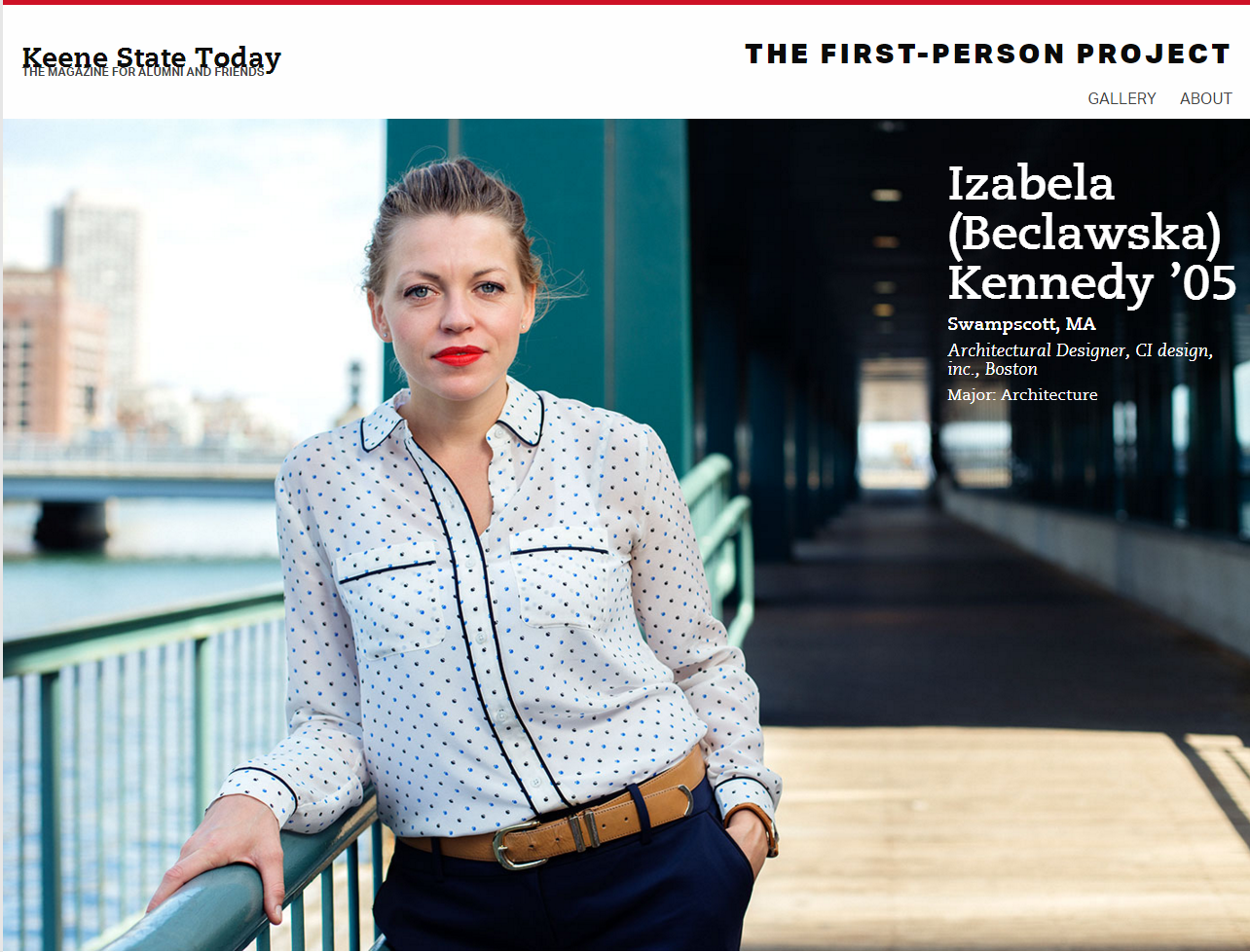 Izabela Kennedy_The First Person Project