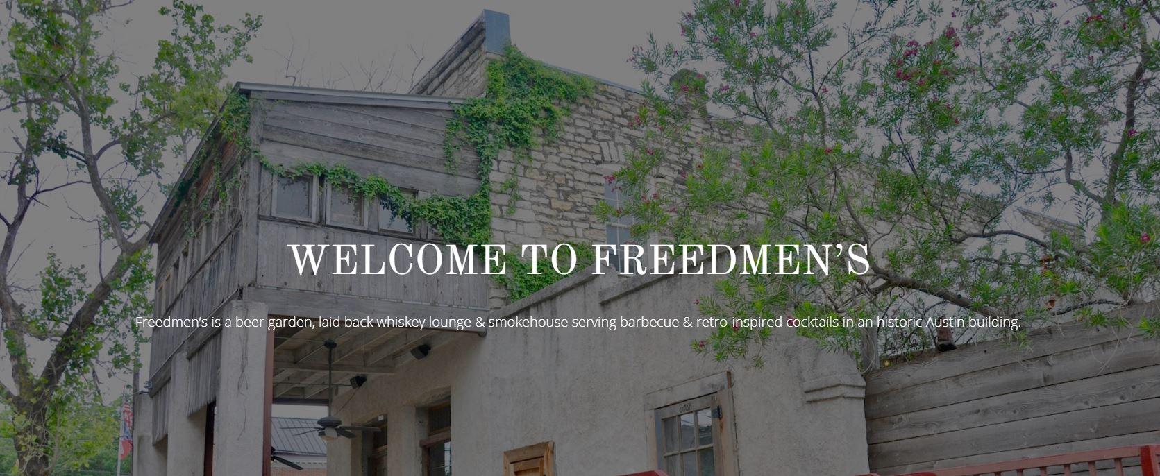 Click for Freedmen's Website