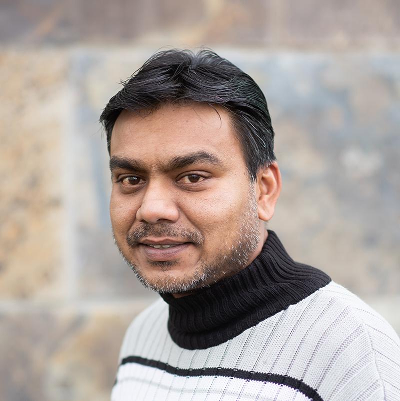 Shiven Chand, Senior System Administrator