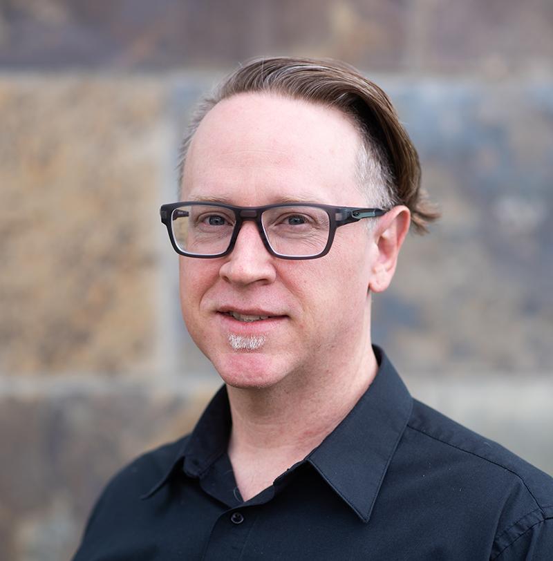 John Rhoadarmer, Data Technician
