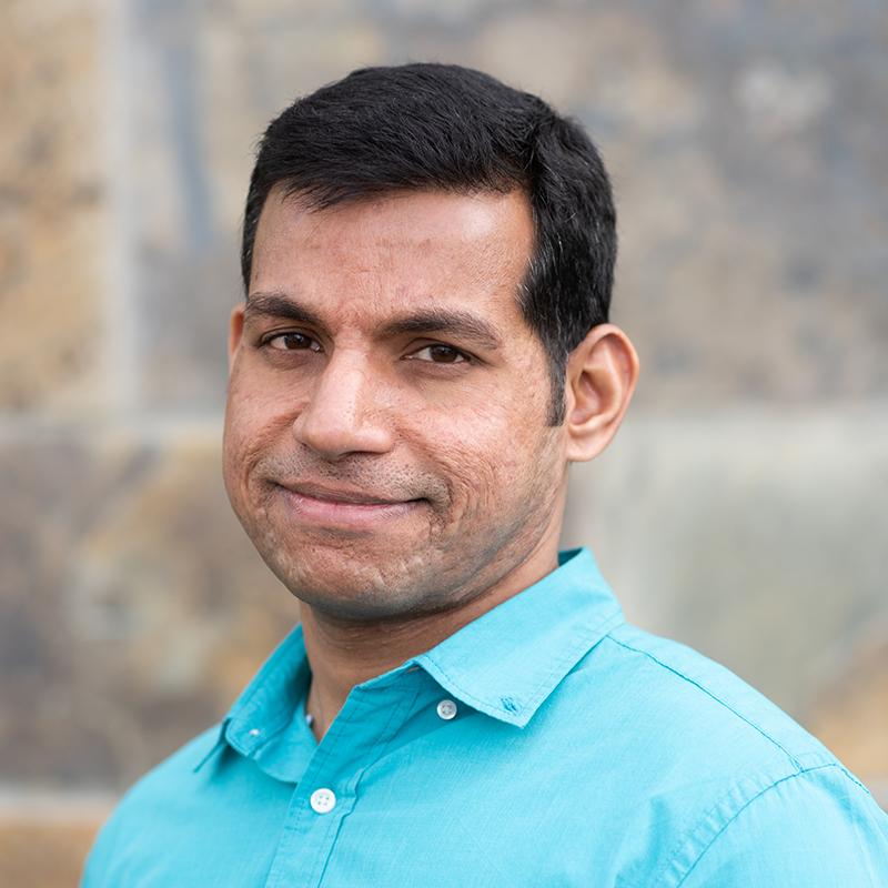 Vijay Gaonkar, Software Developer