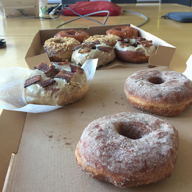 Union Square donuts!
