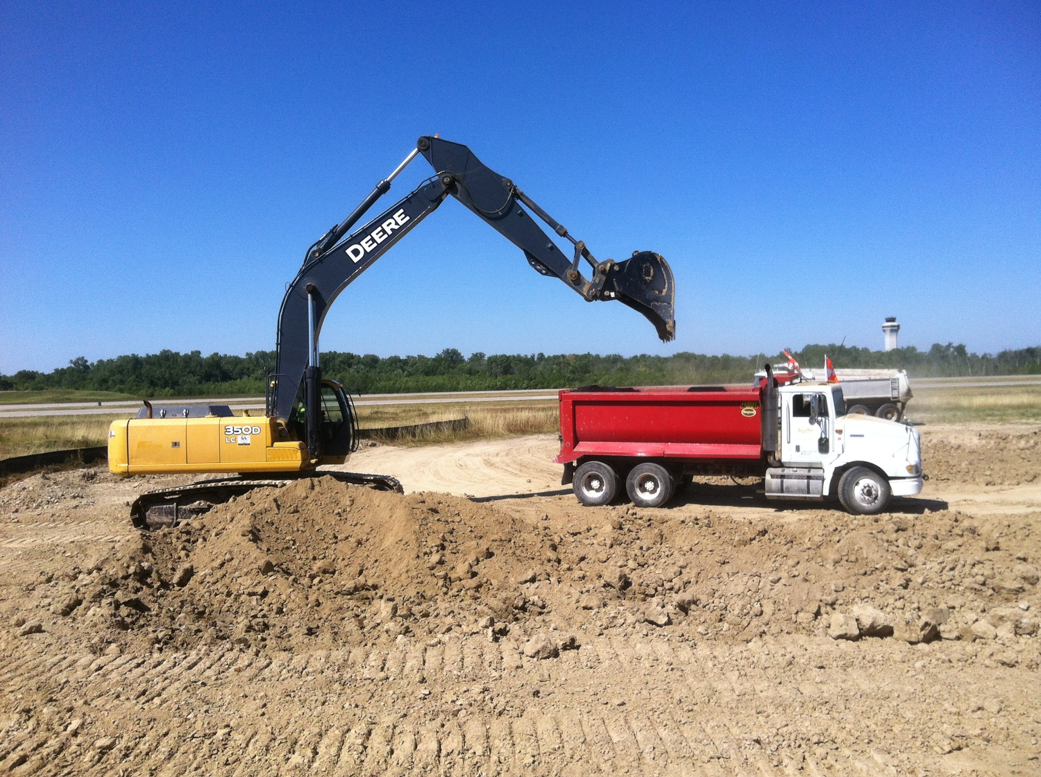 Mike Apron Expansion - Mid-America Airport — Kaskaskia