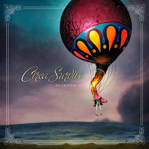 "Circa Survive<br>""On Letting Go"""