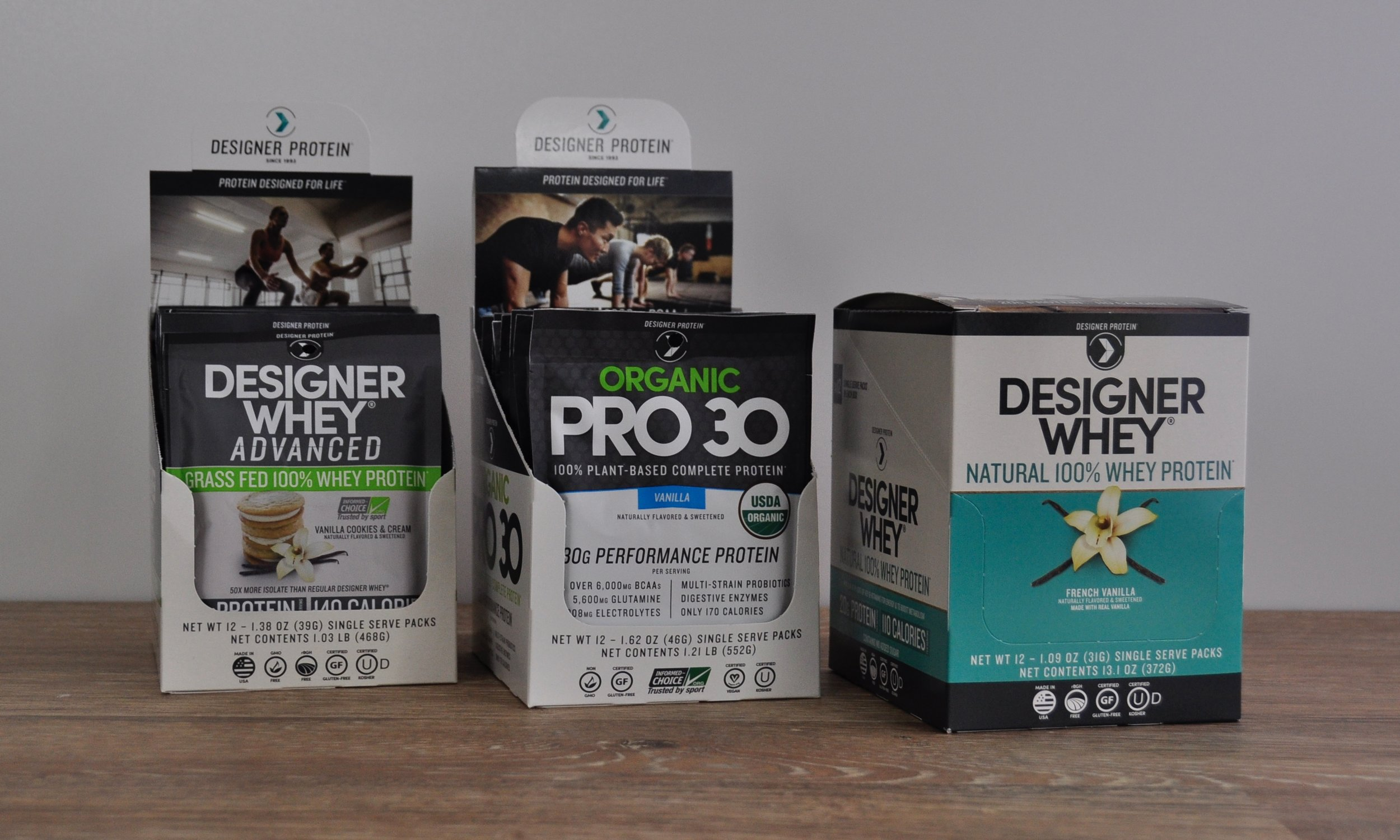 Single Packs & Boxes - in charge of adapting from original labels to fit packet dimensions and designing layout of boxes.