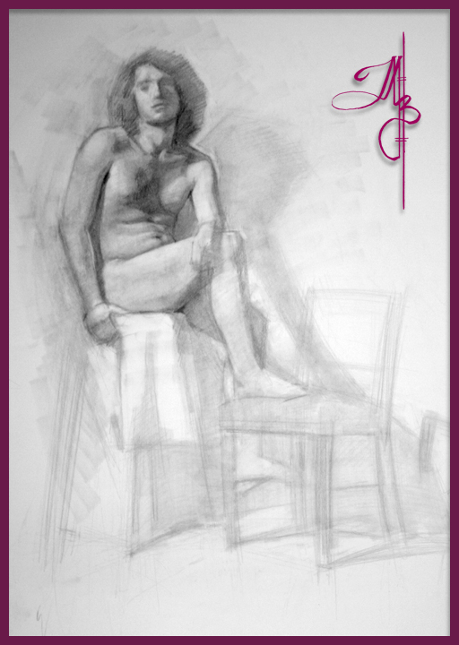 "NEW FALL SEMESTER CLASS!!!   I am introducing a new class in the fall. It will be on Monday mornings 9am to 12pm titled  ""Dynamic Starts & Structural Figure Drawing"".  See link for more info. Also feel free to email me any questions:  monica@monicabaumann.com    Hope you can join us! It promises to be a great fun and learning experience for all!"