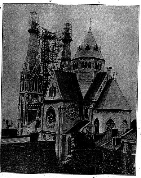 holy trinity (now most holy trinity) about 1900