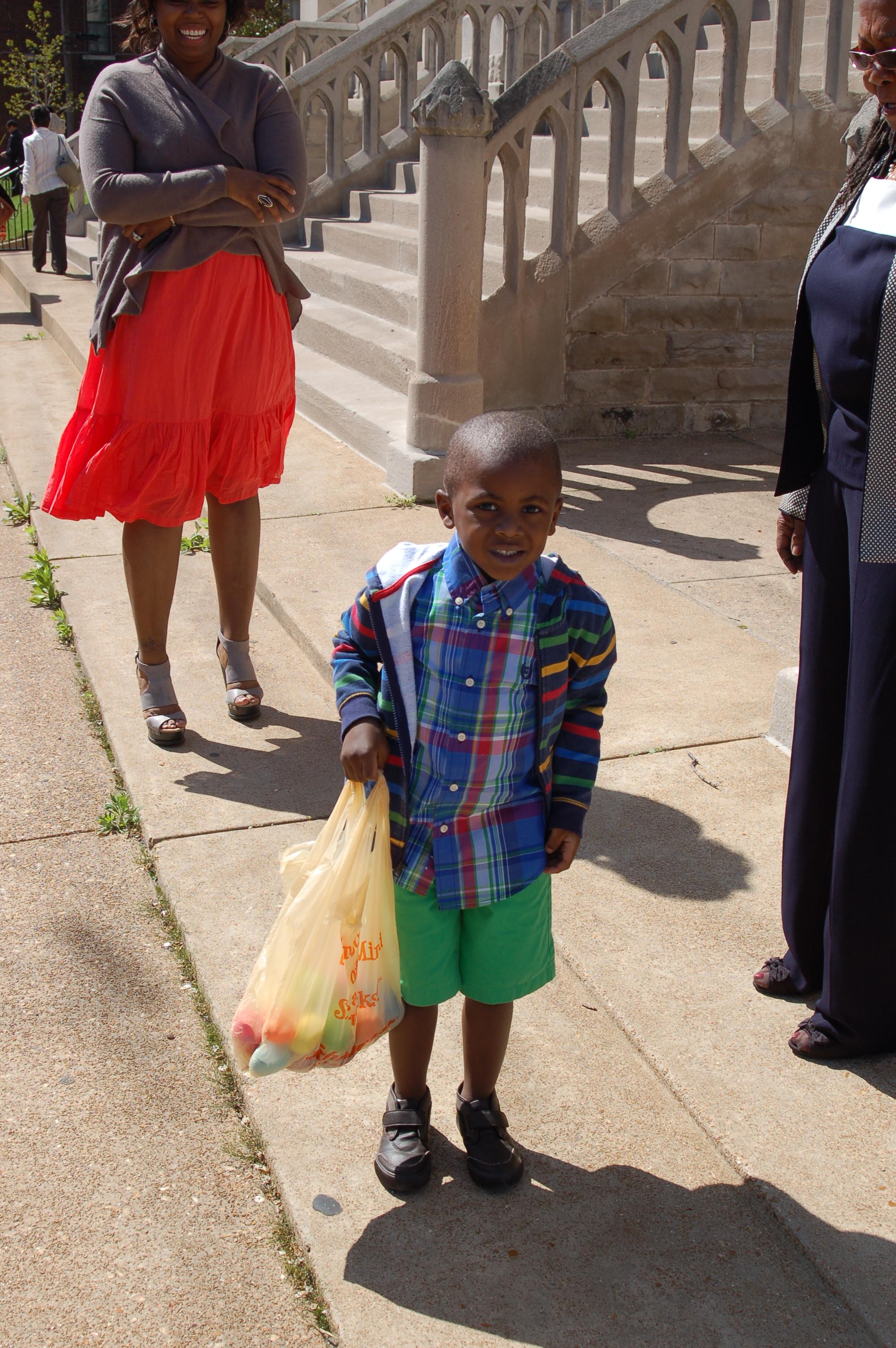 2012 - Church - After Easter Mass.JPG