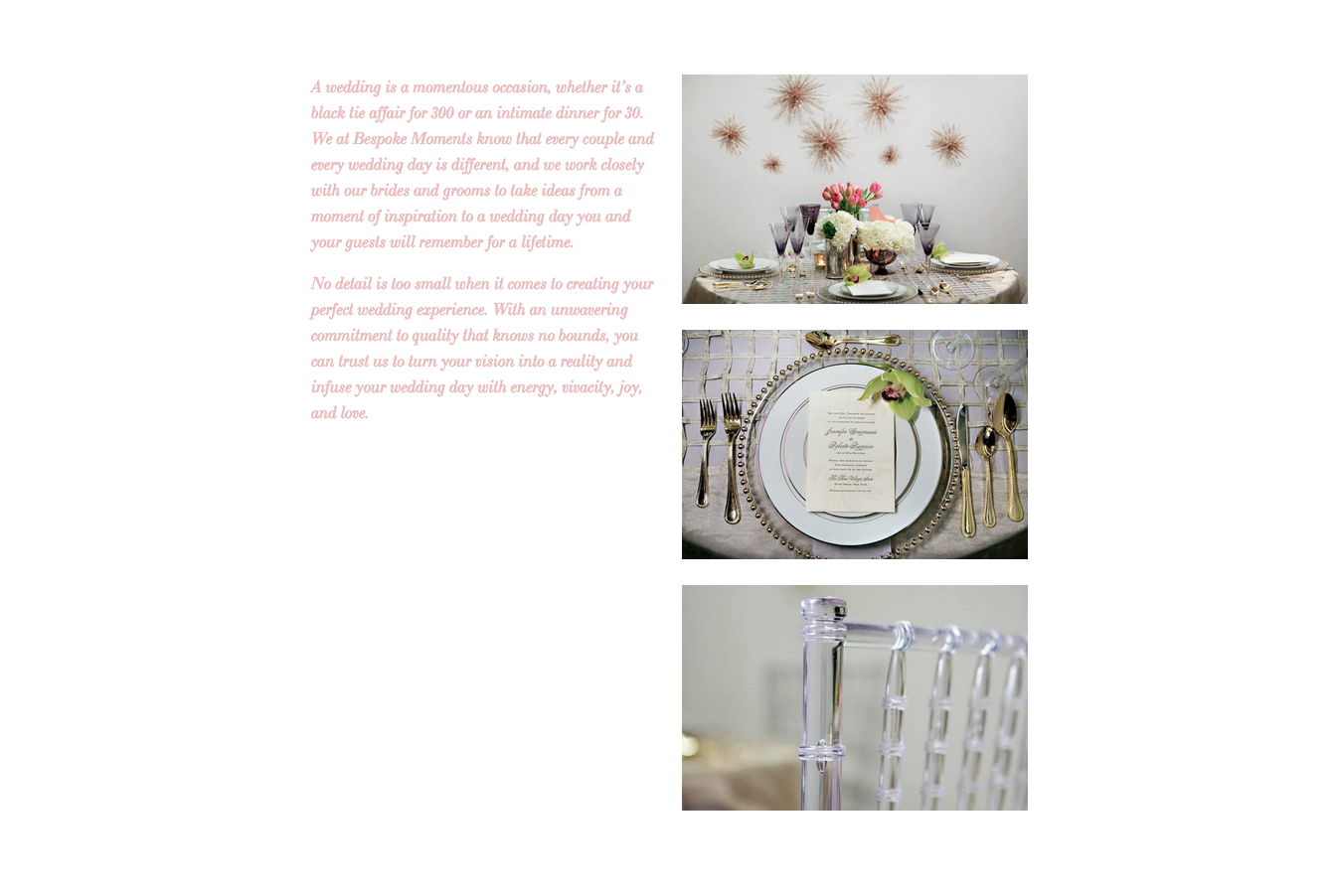 Site Content - Bespoke Moments - Weddings.png