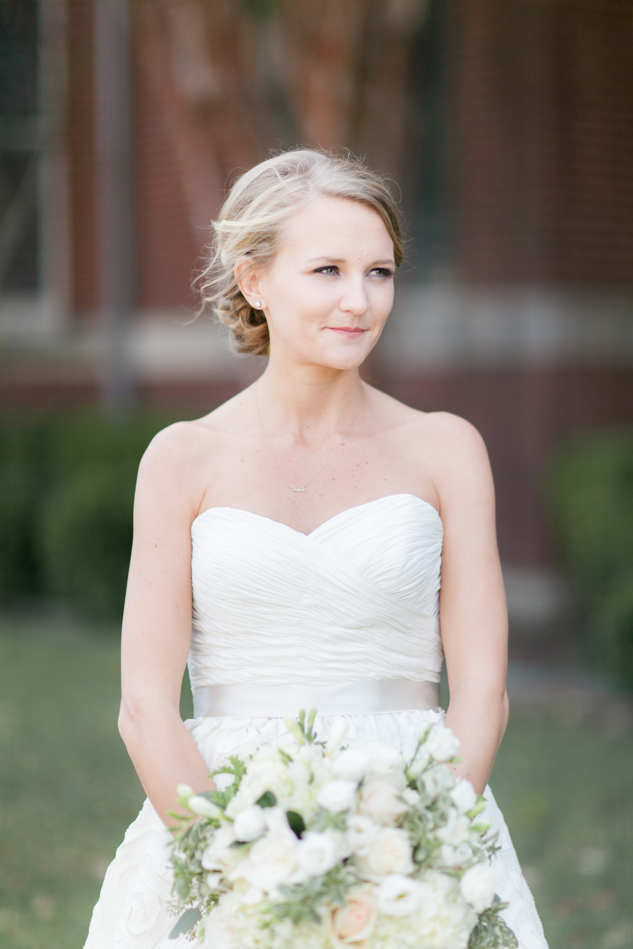 Stunning Grace-St. Luke's Memphis Tennessee Wedding Photography