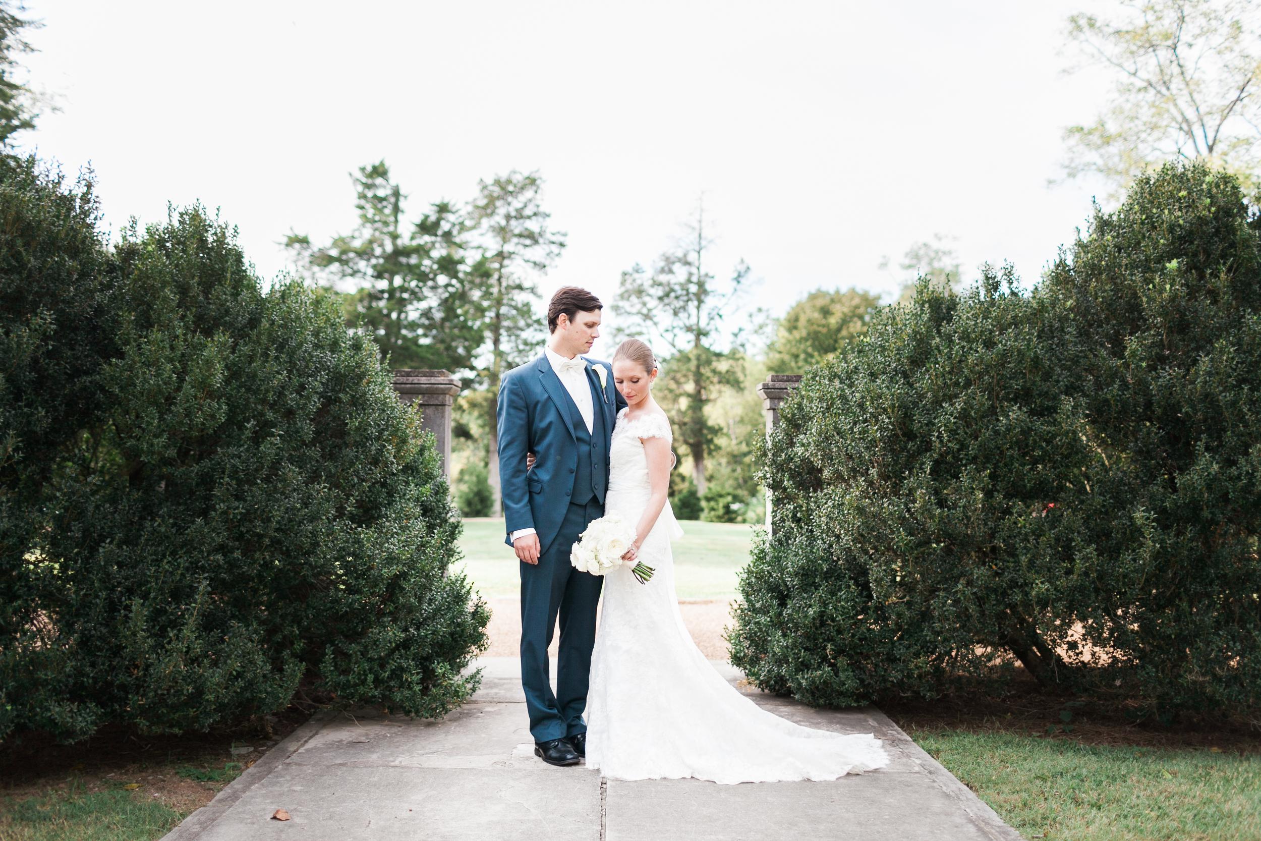 Elegant Belle Meade Plantation Nashville Tennessee Wedding Photography