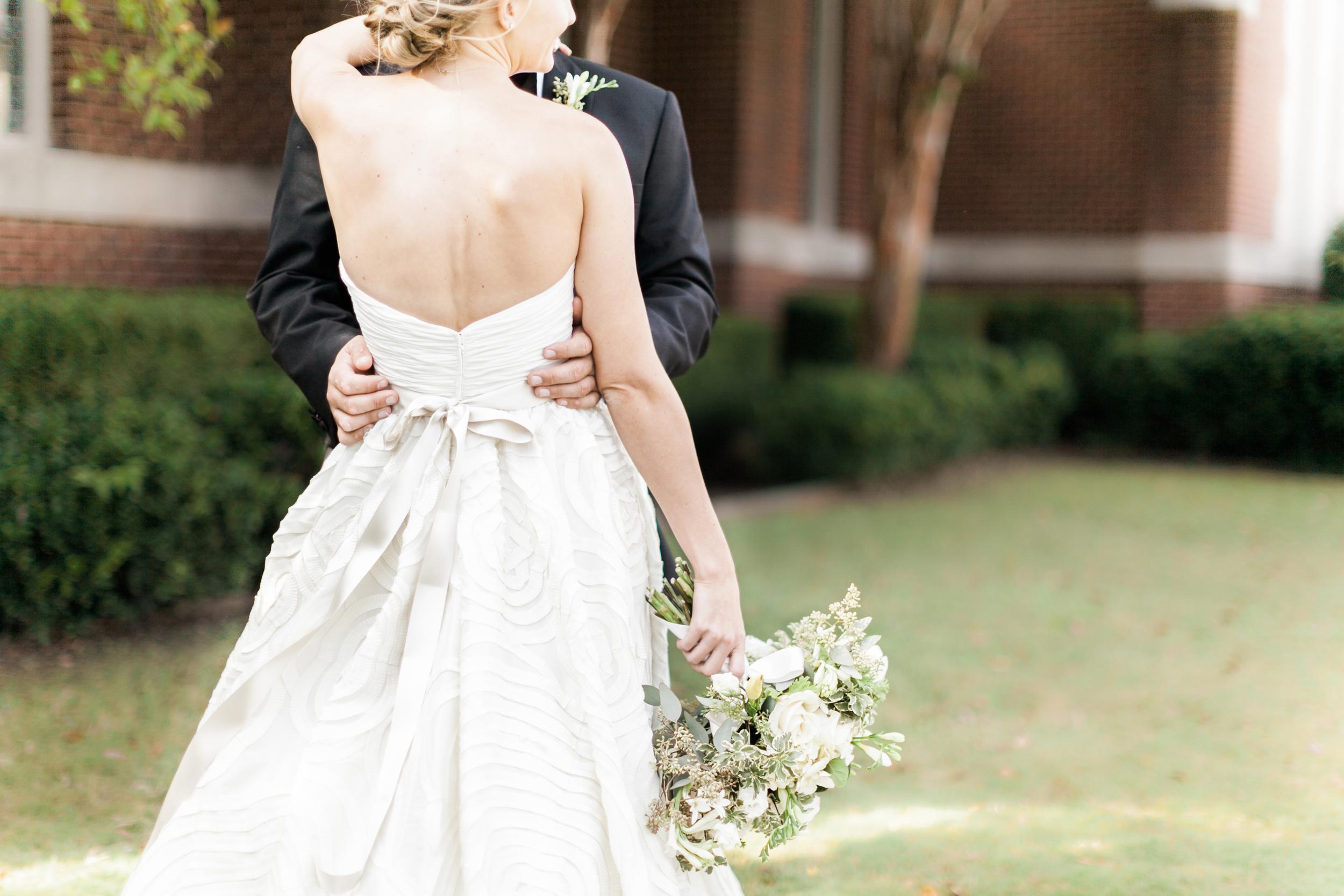Elegant Memphis Tennessee Estate Wedding Photography