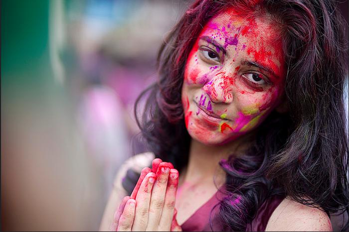 Holi is India's most colourful Festival