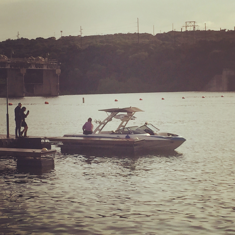 Random People on my Boat