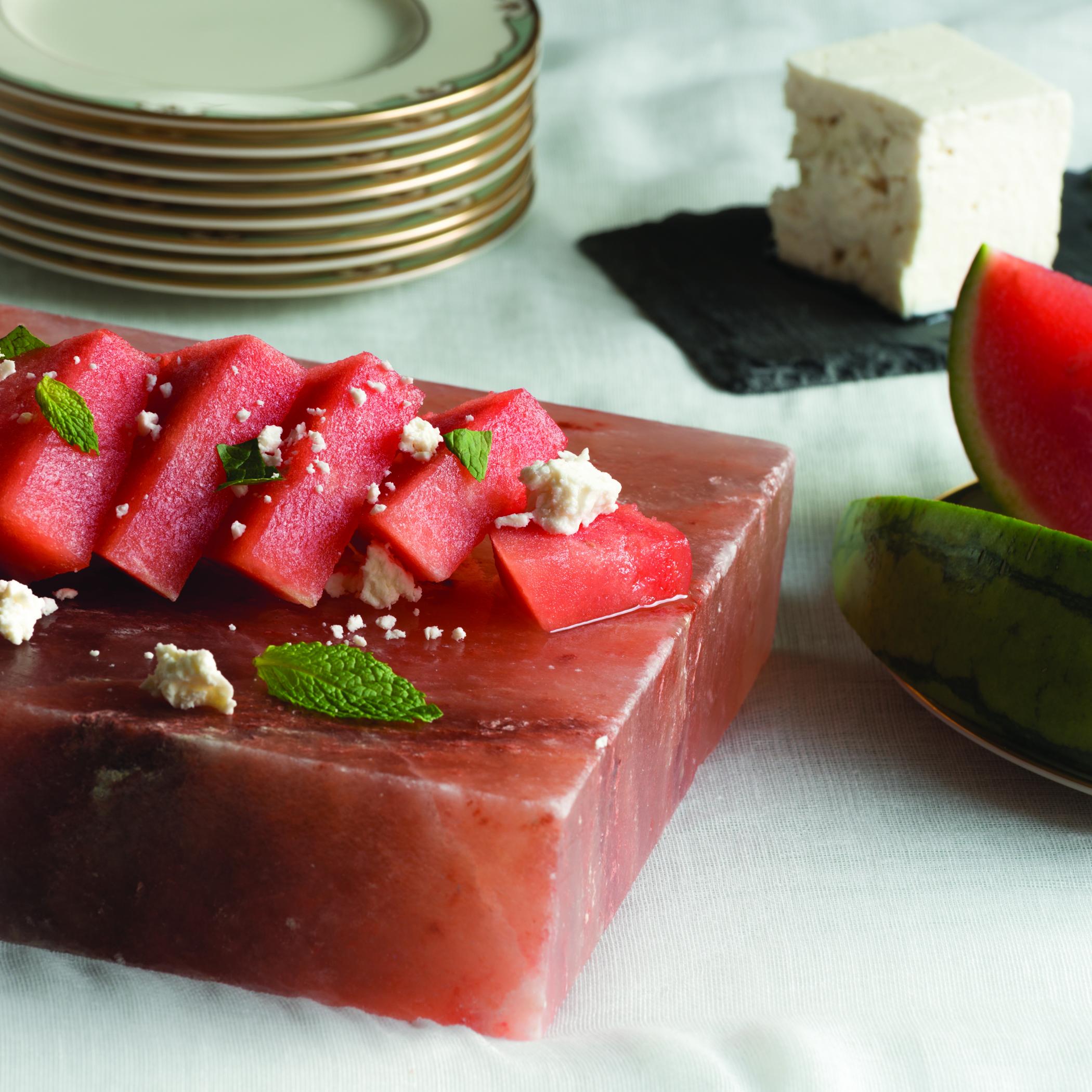 Watermelon and Feta on a Salt Block.jpg