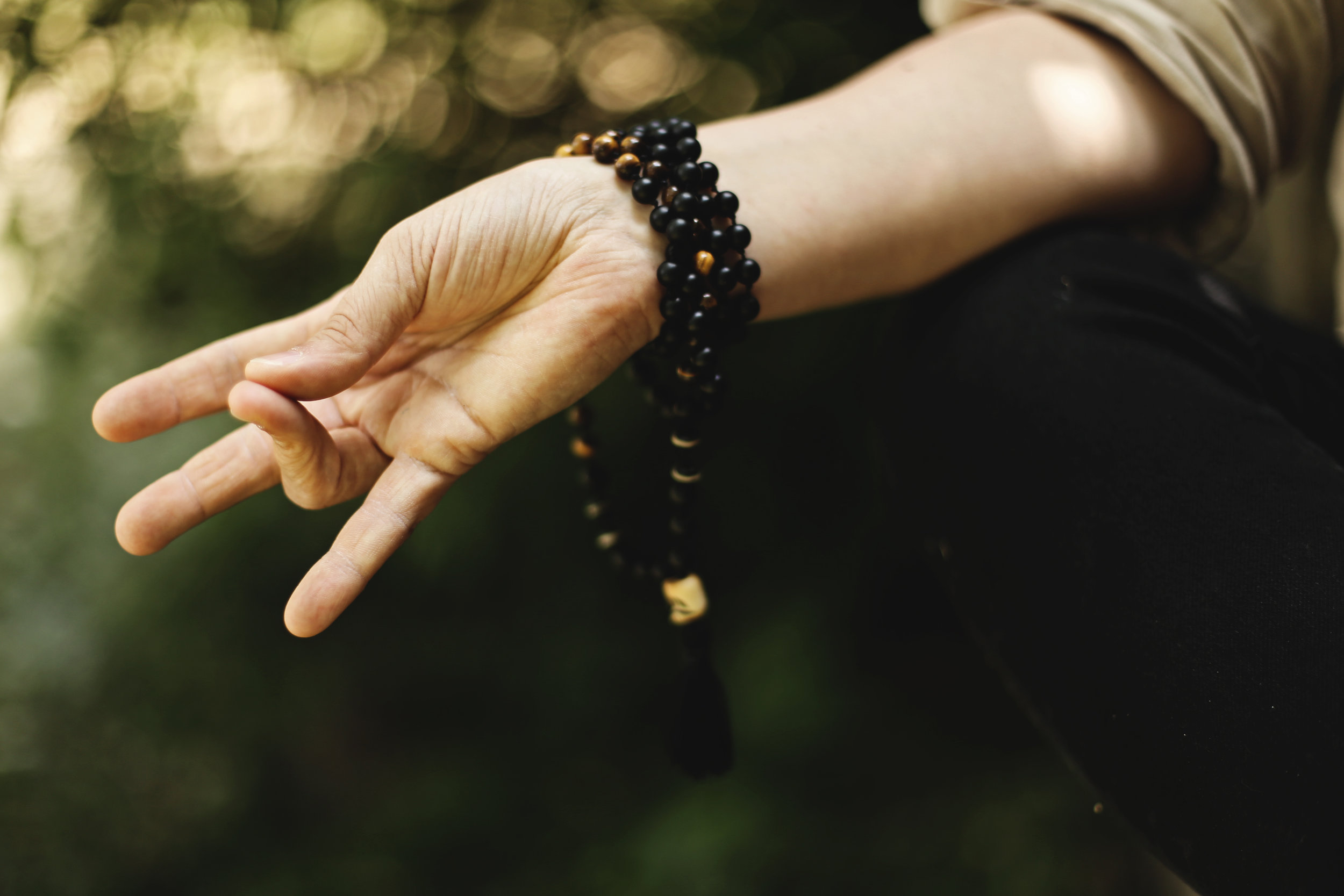 How to use your Mala Beads?
