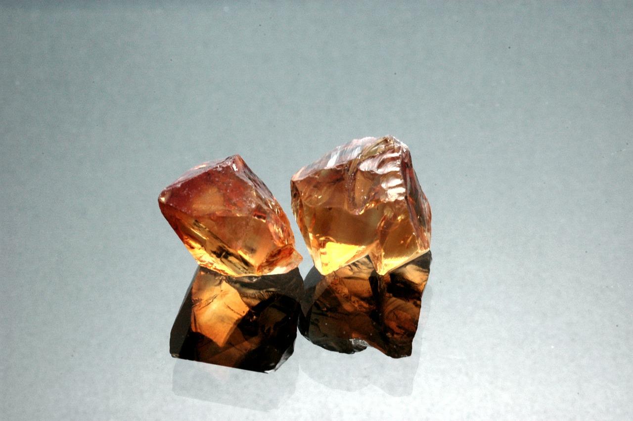 Citrine Crystal Stone