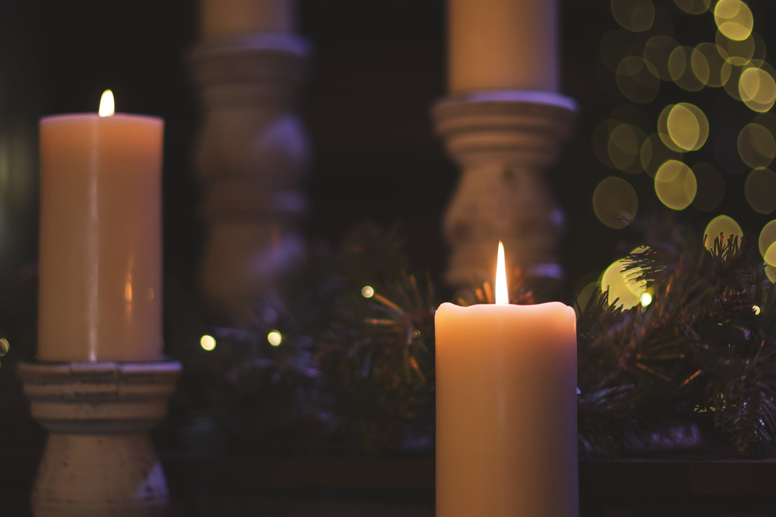 What is Pillar Candle