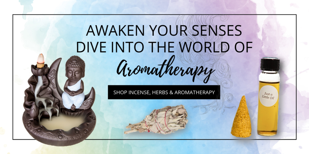 Aromotherapy, Oils, Incense