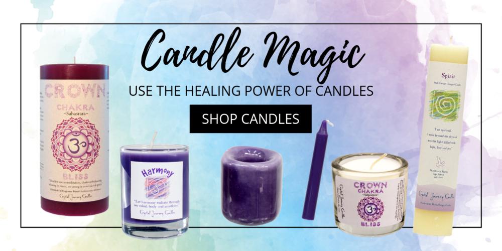 Shop Healing Candles