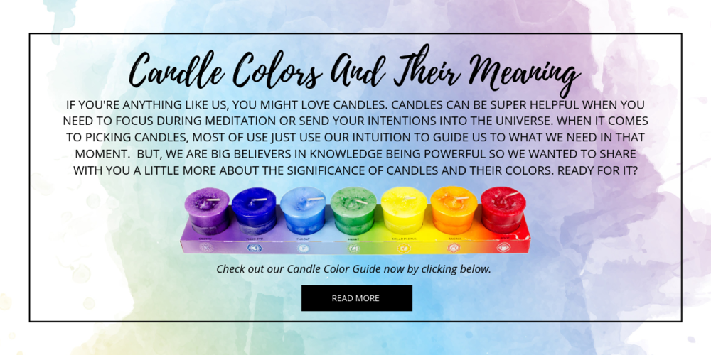 Candle Colors and Their Meaning