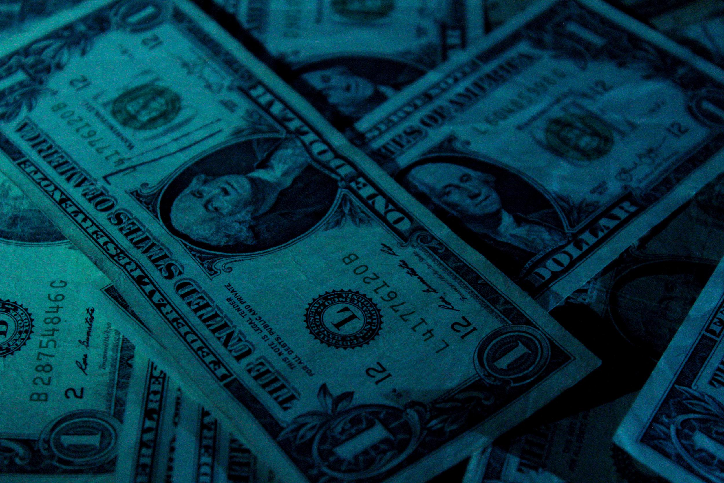 Healing Money Issues -