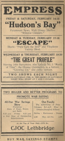 Gazette - 1941