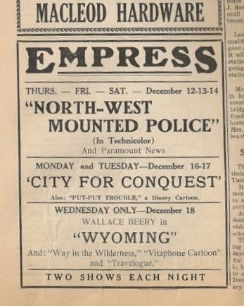 Gazette - 1940